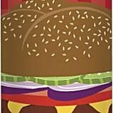 Lip Smacker Double Cheeseburger Lip Balm