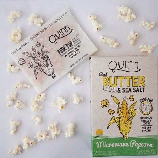 Quinn Microwave Popcorn | POPSUGAR Fitness