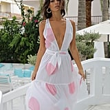 Alexandra Miro Raphaela Maxi Dress
