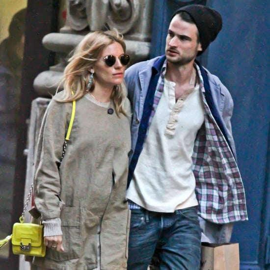 Pregnant Sienna Miller and Tom Sturridge in NYC Pictures