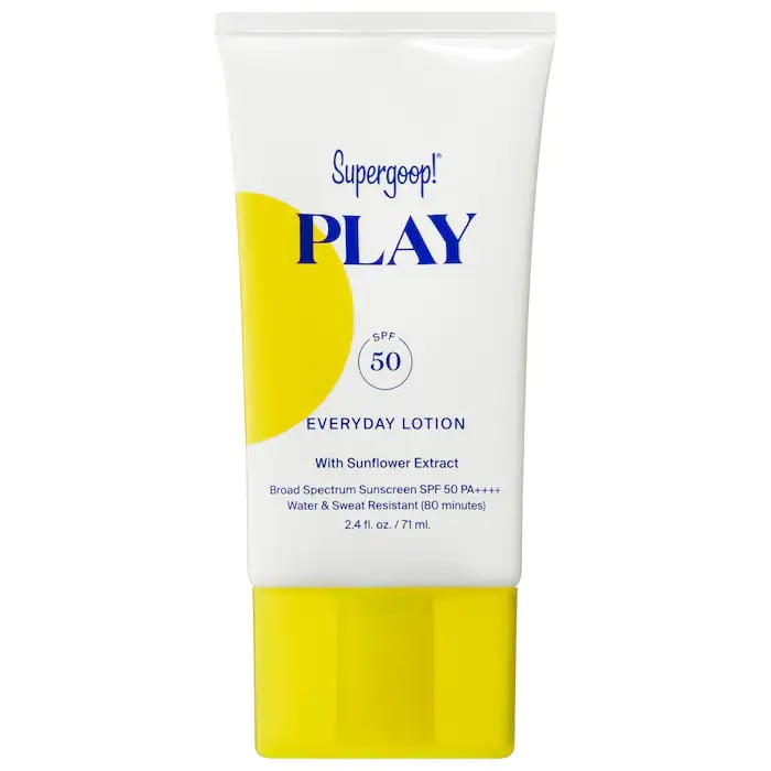 Supergoop! PLAY Everyday Lotion SPF 50 PA++++
