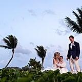 Elegant Riviera Maya Destination Wedding