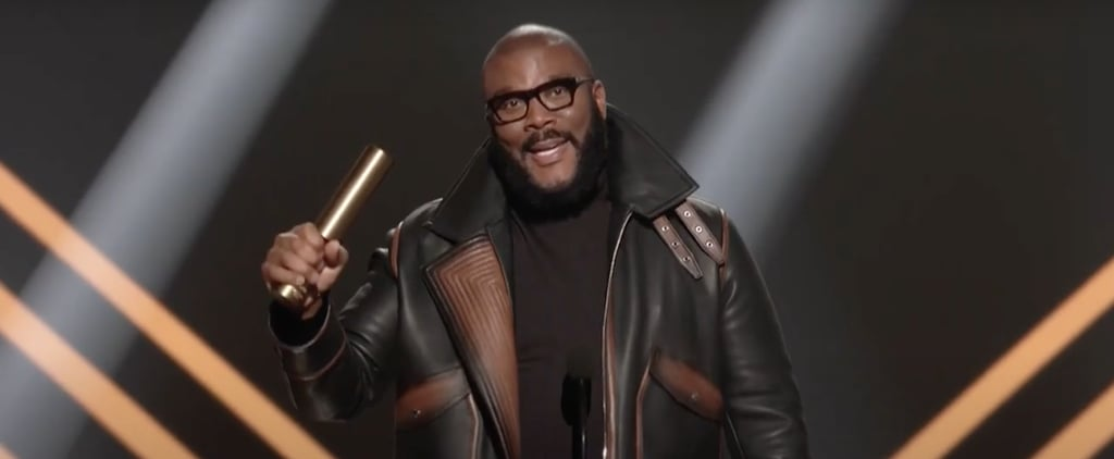 Tyler Perry's 2020 People's Choice Awards Speech | Video