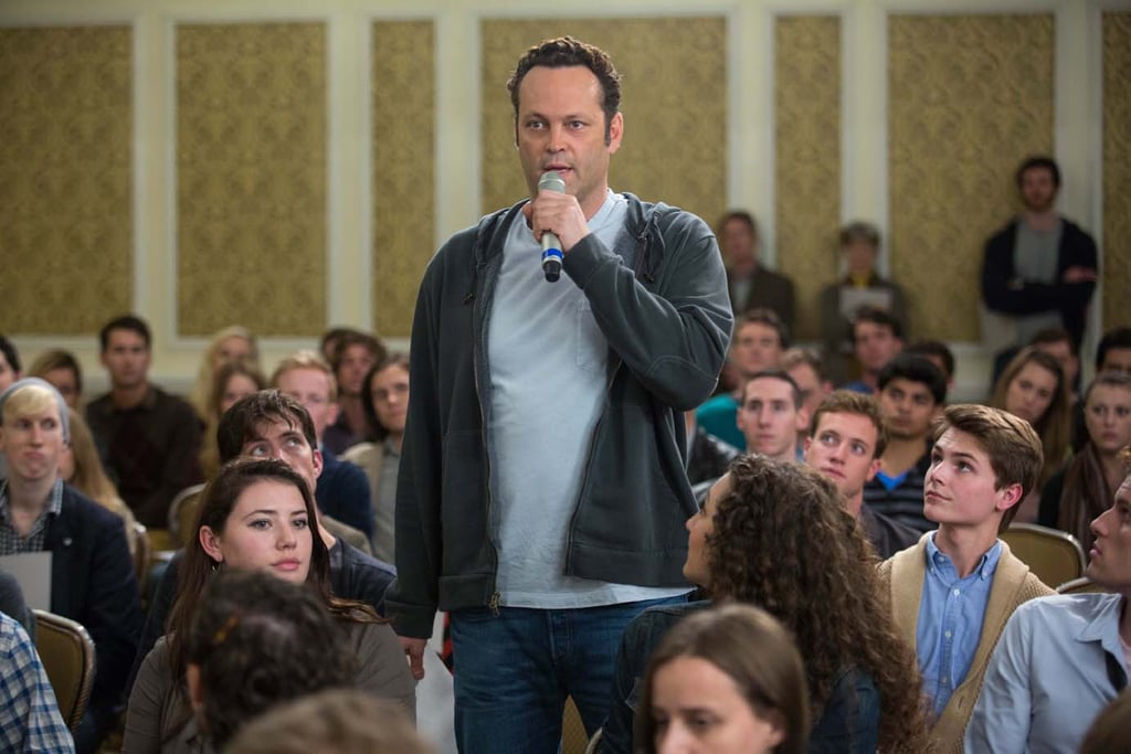 Delivery Man  What it's about: A man (Vince Vaughn) is shocked to learn that, due to a mix-up at the sperm donation center, he is now father to over 500 children. Why we're interested: Vaughn is usually good as a lovable goofball, and I'm hoping he can bring the charm in this remake of the 2011 French-Canadian film. When it opens: Nov. 22 Watch the trailer for Delivery Man.