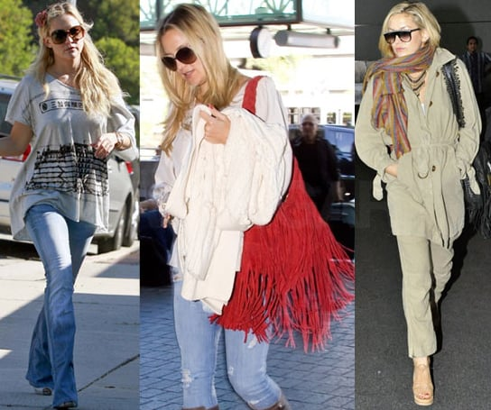 Did you hear? We've re-fallen in love with Kate Hudson's style. Check out 10 recent standouts.