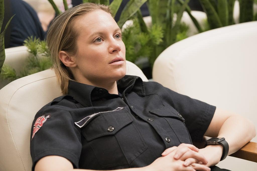 Danielle Savre as Maya Bishop