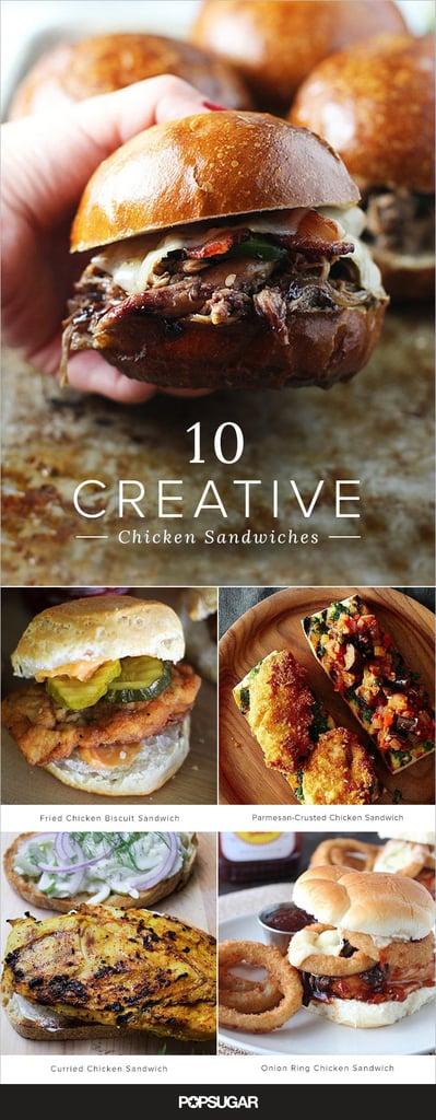 Chicken Recipes For Pinterest