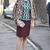 Milan Fashion Week Fall 2012
