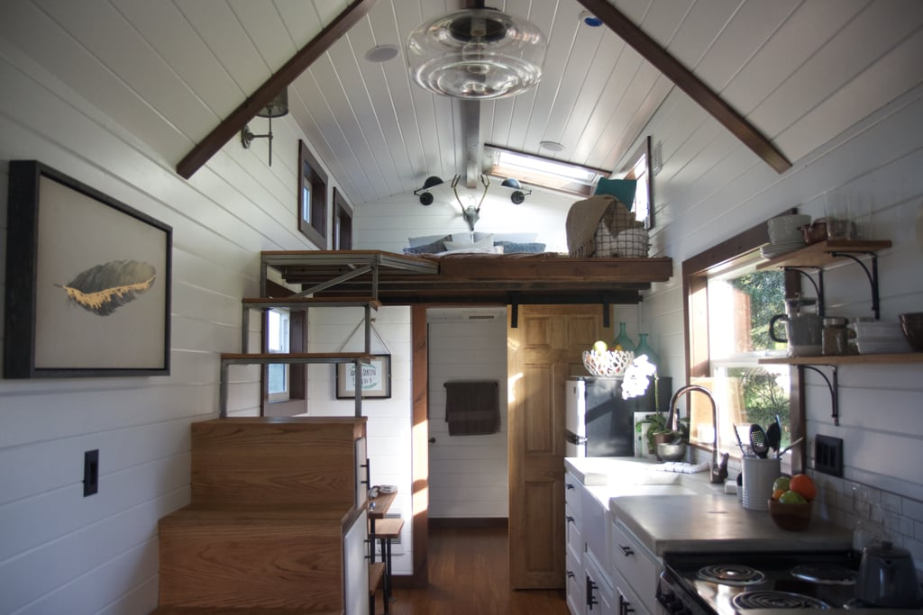 Pacific NW Tiny Home By Heirloom