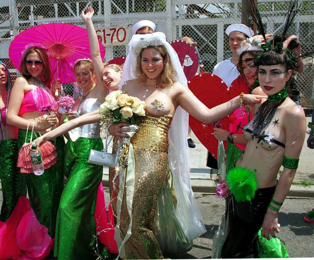 Little Mermaid Halloween Costume