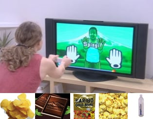 What's Your Favorite Gaming Food?