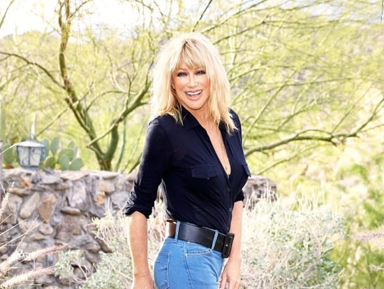Inside Suzanne Somers' Palm Springs Home: The Three's Company Star Gives PEOPLE a Tour