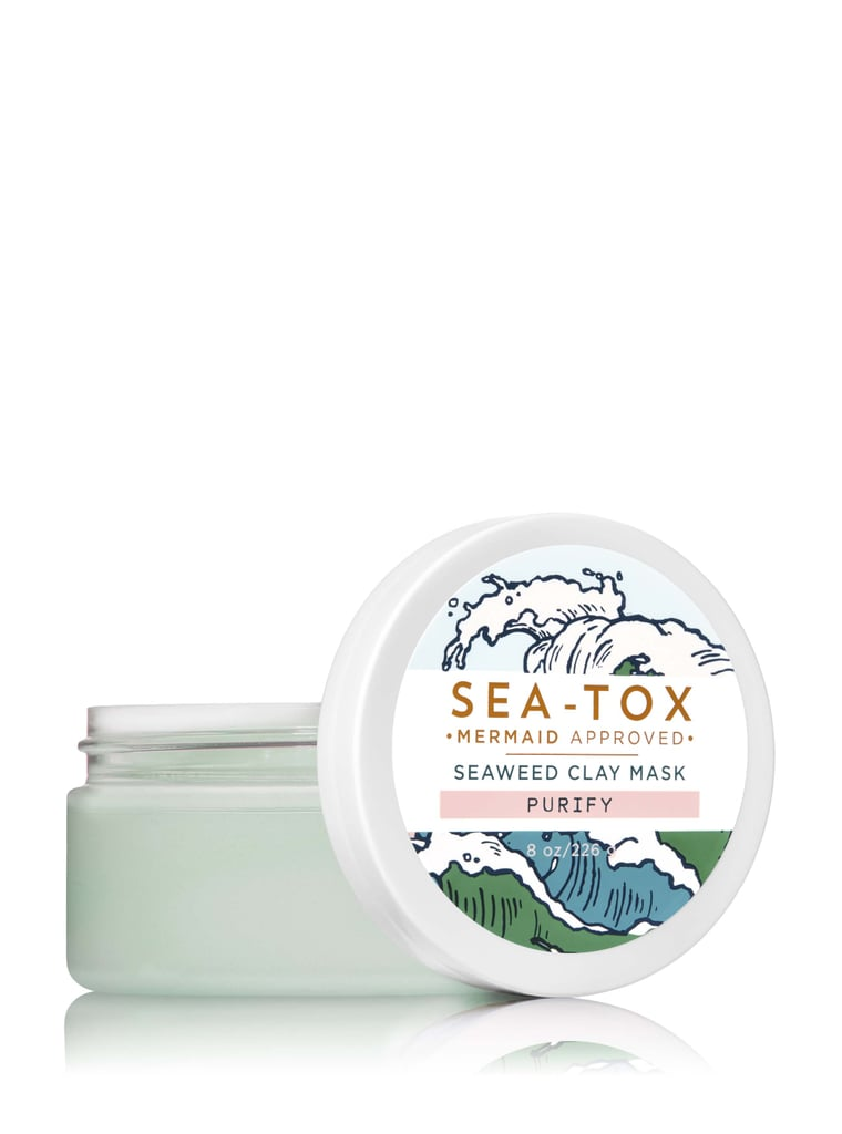 Bath U0026 Body Works Sea Tox Seaweed Clay Mask