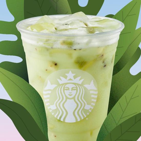 Starbucks Has New Kiwi Starfruit Refreshers and Star Drinks