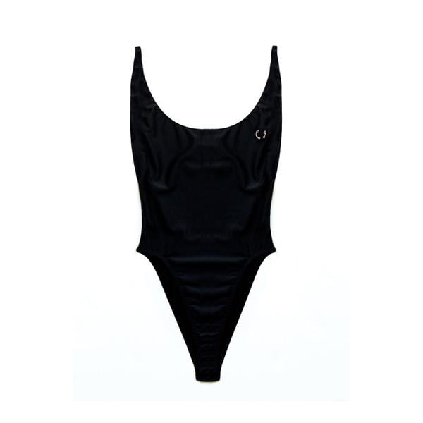 f7b994443 Pierced One-Piece Swimsuit ($125) | Nipple-Piercing Clothing From ...