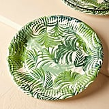 BHLDN Tropical Palms Paper Plates