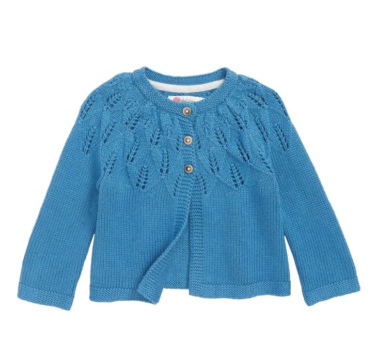 Mini Boden Cosy Cardigan Princess Charlotte S Outfits Popsugar