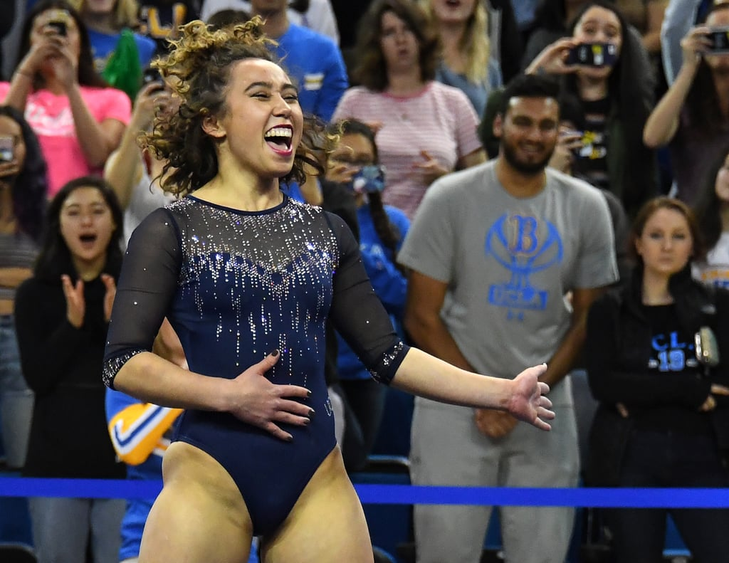 Katelyn Ohashi Stands With Survivors of Sexual Abuse in Powerful New Blog Post