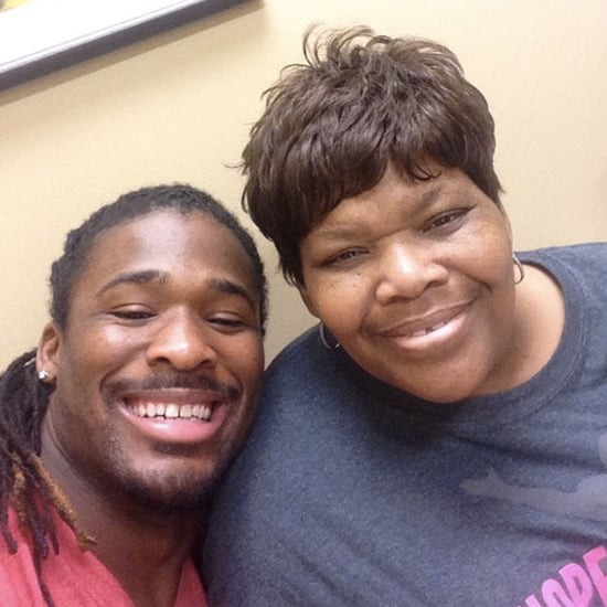 DeAngelo Williams on Breast Cancer Charity | Video