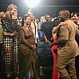 "But first, a refresher: In 2016, Kanye released ""Famous,"" a song where he raps, ""I feel like me and Taylor might still have sex / I made that b*tch famous."" Taylor slammed the track upon its release and argued she was approached to share the song on Twitter but never saw its final lyrics. Kim came to her husband's defence and shared a video of a phone conversation between Taylor and Kanye, where she presumably heard the line and gave it her blessing. In response, Taylor stood her ground and added, ""I would very much like to be excluded from this narrative, one that I have never asked to be a part of, since 2009."""