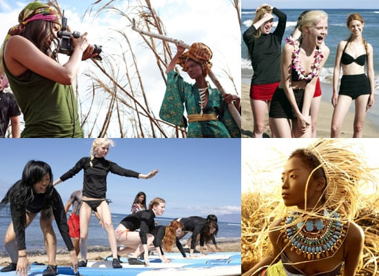 """Quiz on America's Next Top Model, Cycle 13, Episode 9, """"Let's Go Surfing"""""""