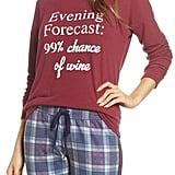 PJ Salvage Evening Forecast Lounge Top