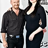 Laura Prepon and Ben Foster at 2017 Spirit Awards Pictures