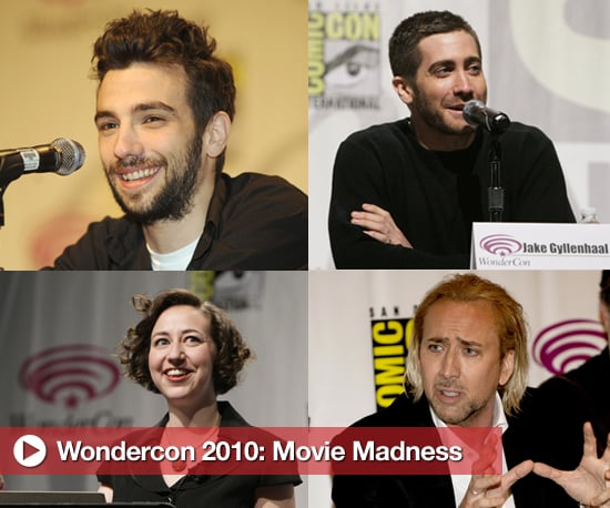 Photos From 2010 San Francisco WonderCon Event Including Jake Gyllenhaal and Jay Baruchel 2010-04-04 21:42:24