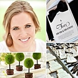 "Wedding Favors That Give Back Wedding expert Abby Larson, editor and founder of Style Me Pretty, is well-versed in all things bridal. And she's sharing her expertise with us this wedding season with a series of articles on tips and tricks for your big day! First, she helped us out with advice on recycling your wedding, and now she's back with ideas for sentimental wedding favors that will leave a lasting impression on your guests. Abby says, ""Whether it's a token of gratitude chosen to represent who you are as a couple, a nod to your family roots, or it's something that truly gives back to the world, the gifts given with meaning will always be treasured the most."" We couldn't agree more! Here are nine fun favors that give back, straight from Abby."