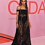 Ciara at the 2019 CFDA Awards
