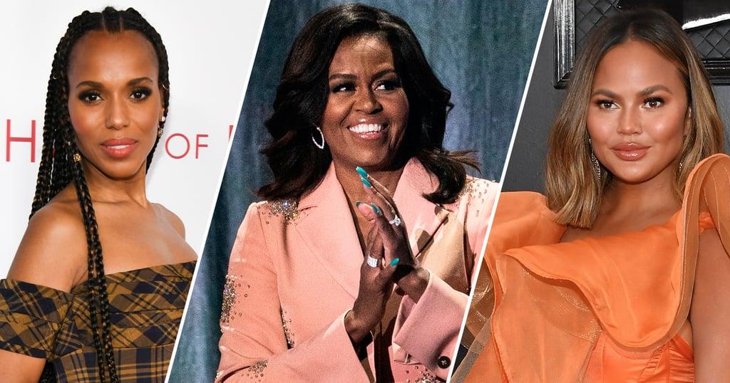 Celebs React to Joe Biden and Kamala Harris's Inauguration