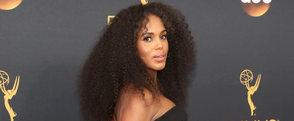 You Won't Be Able to Get Over How Good Kerry Washington Looks at the Emmys