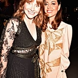 Bryce Dallas Howard and Aubrey Plaza