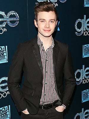 Chris Colfer's Twitter Hacked, Actor Not Leaving Glee
