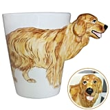Wey&Fly 3D Coffee Dog Mug
