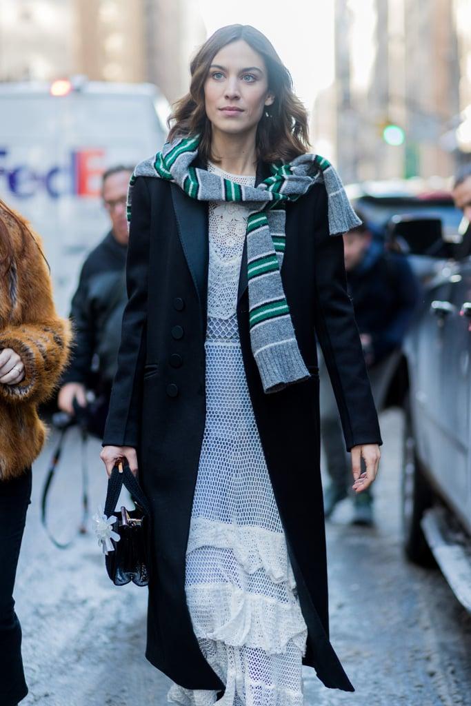 Alexa Chung Autumn Winter Style