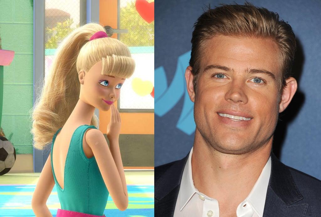 Big-Screen Barbie