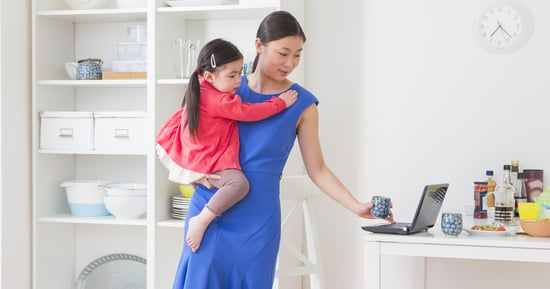 Why Mom Guilt Means I Care About My Kids