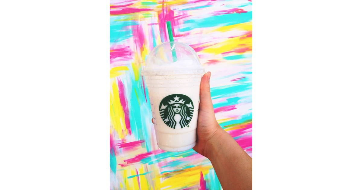 Birthday Cake Frappuccino The Best Secret Menu Items From