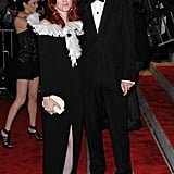 Karen and Jack at the 2009 Costume Institute Gala.