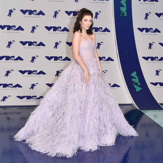 Lorde's Dress at VMAs 2017