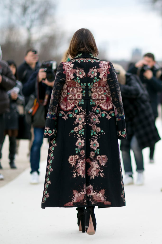 Day 8 Paris Fashion Week Street Style Autumn 2016