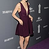 Rooney Mara attended the Costume Designers Guild Awards.