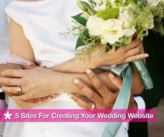 5 Sites For Creating Your Own Wedding Website