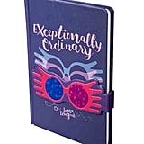 Exceptionally Ordinary Luna Lovegood A5 Notebook