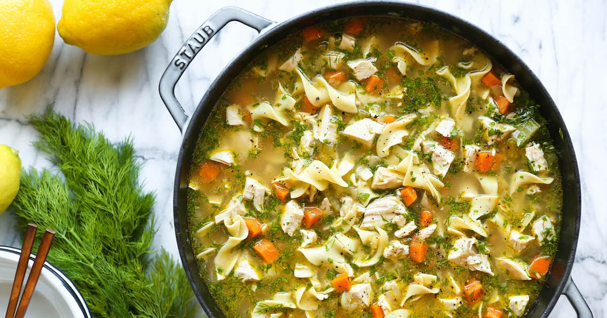 9 Cozy Soup Recipes That Can Help Ward Off Colds and Flus This Winter