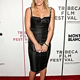 Hilary Duff wore an LBD for the War, Inc. premiere in April 2008.