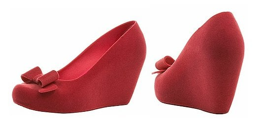 Melissa Pink Kali Bow Seamless Wedge: Love It or Hate It?