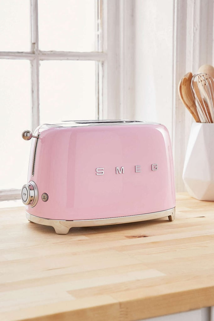 The meteoric success of so-called millennial pink triggered a surge in varying products available in that sweet shade — and we're not mad about it at all. Naturally, the trend made its way through the fashion industry and has begun to leave its mark on kitchen and home decor products. Ahead, we've rounded up some of the prettiest millennial pink kitchen gadgets and accessories out there.