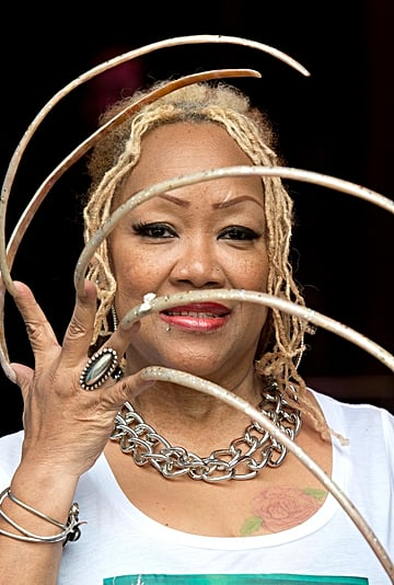 Woman With Longest Nails Ayanna Williams Cut Them